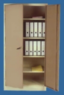 CU 10 Steel Stationary Cabinet